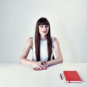 Portrait of Lauren Currie
