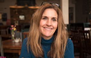 Portrait of Belinda Gannaway